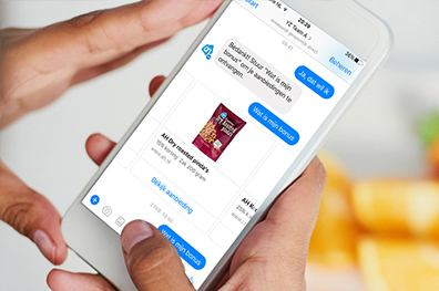 Albert Heijn Messenger